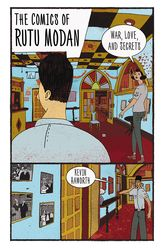 The Comics of Rutu ModanWar, Love, and Secrets$
